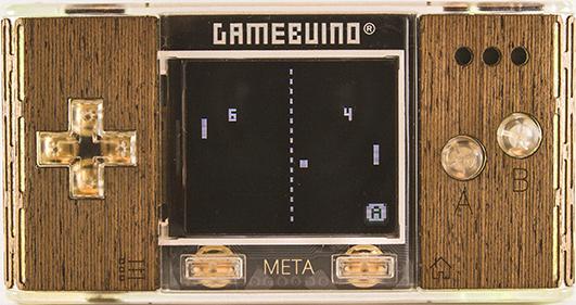 Gamebuino pour les usages pédagogiques